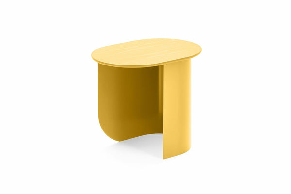 FEST Plateau Table - Small Mustard - Forest London