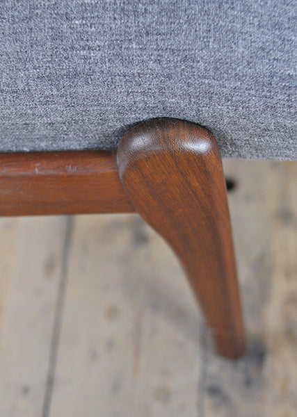 Dutch Teak Armchair