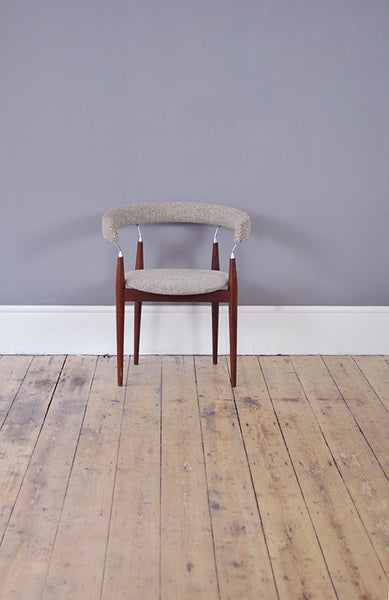 Woollen Side Chair