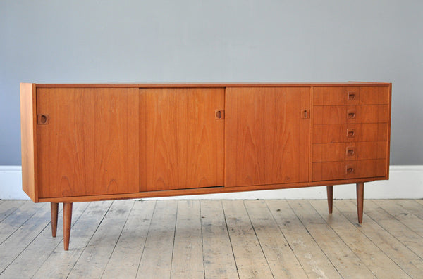 Stunning Long Sideboard