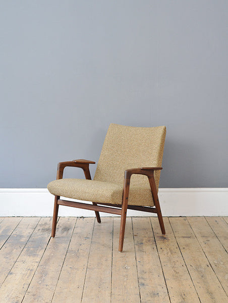 Yngve Ekström Low Back Armchair