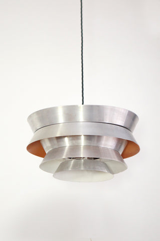 Hammerborg Metal Pendant - Forest London