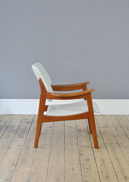 Teak Dutch Armchair