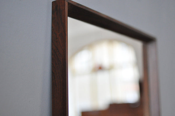 Rosewood Mirror - Forest London