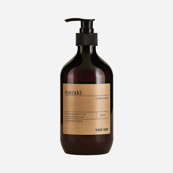 Meraki Cotton Haze 500ML Hand Soap