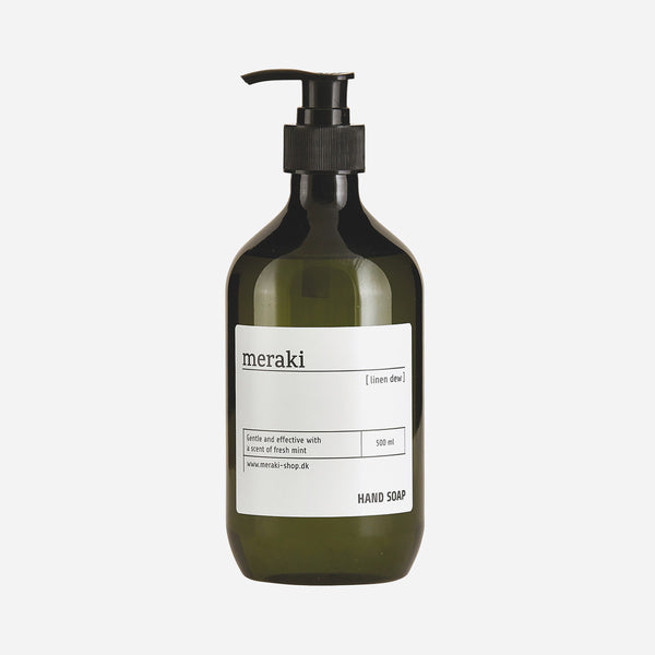 Meraki Linen Dew 500ML Hand Soap