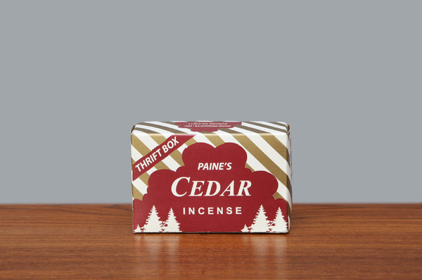 Cedar Incense Sticks