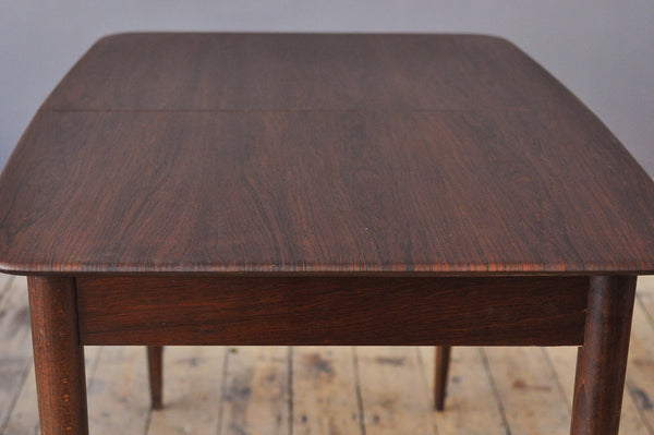 Striking Rosewood Dining Table