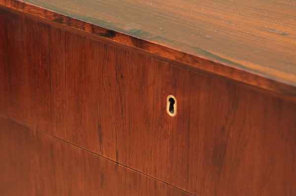 Wide Rosewood Chest