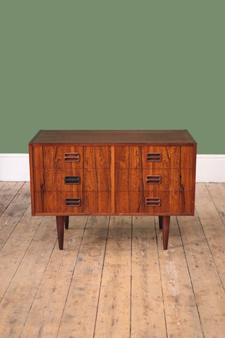 Small rosewood chest - Forest London