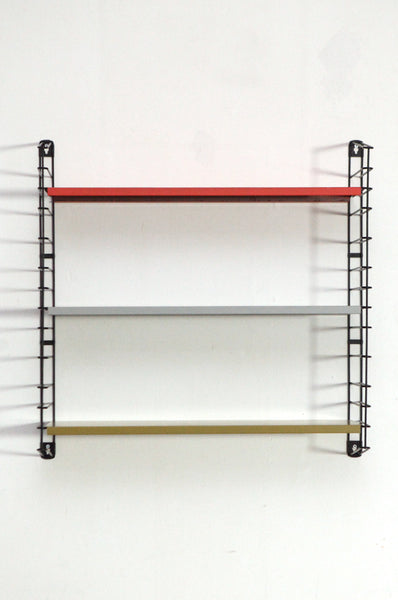 Metal Tomado Shelving