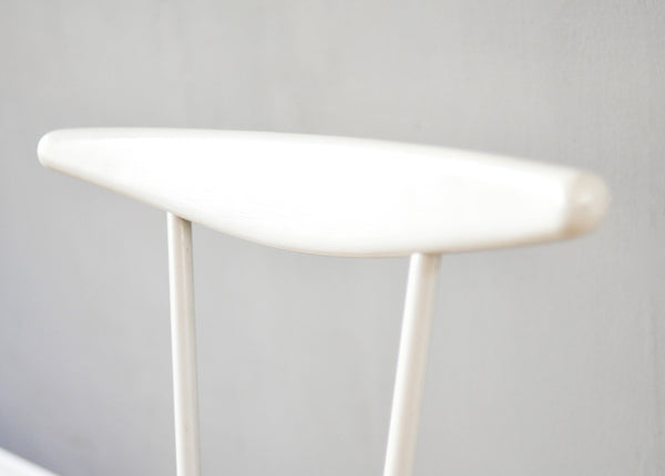 White, Wim Rietveld Side Chair
