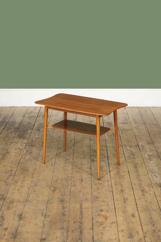 ON SALE // Teak Side Table - Forest London