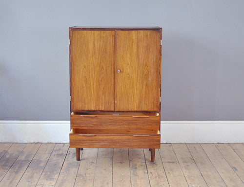 Rosewood Dining Cabinet - Forest London