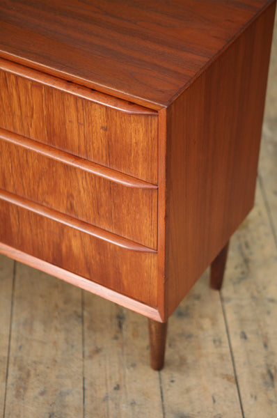 Low Danish Chest - Forest London