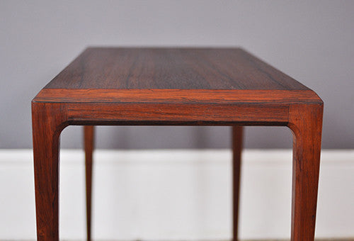 Haslev Rosewood Side Table