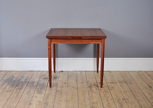 Square Extendable Table