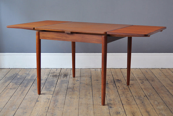 Extendable Square Dining Table - Forest London