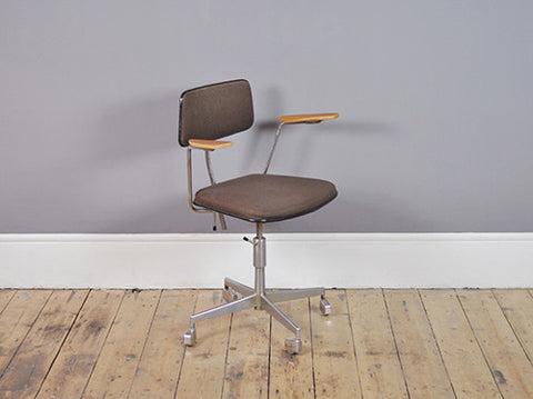 1960's Labofa Cast Desk chair