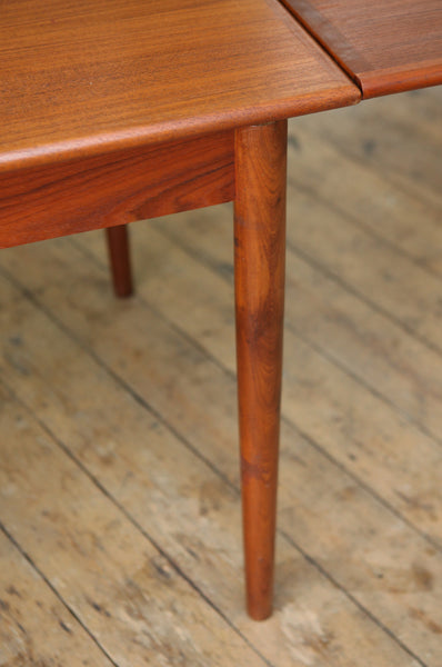 Extendable Danish Dining Table - Forest London
