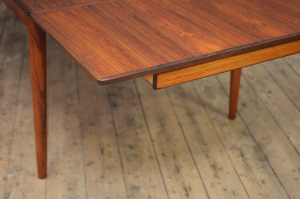 Striking Rosewood Dining Table - Forest London