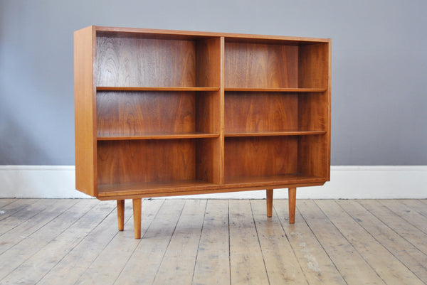 Danish Teak Bookcase