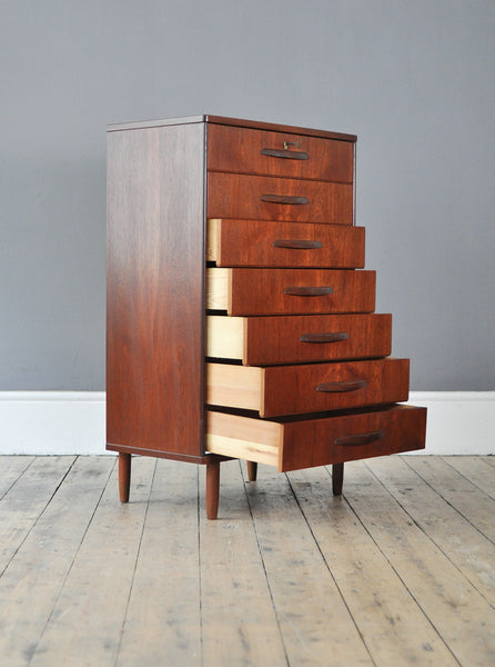 Unusual Chest Of Drawers - Forest London