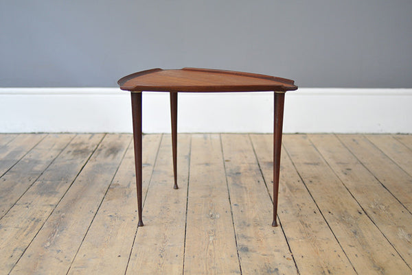 Triangular Side Table