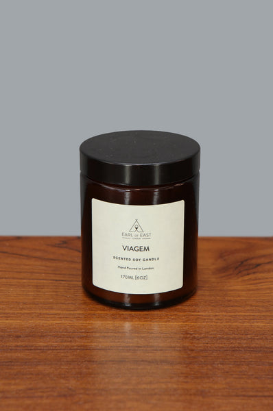 Medium Viagem Candle by Earl of East