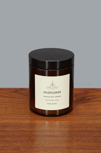 Medium Wildflower Candle by Earl of East