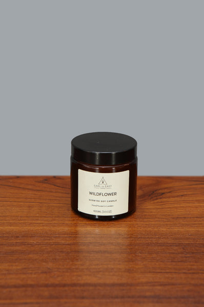 Small Wildflower Candle by Earl of East