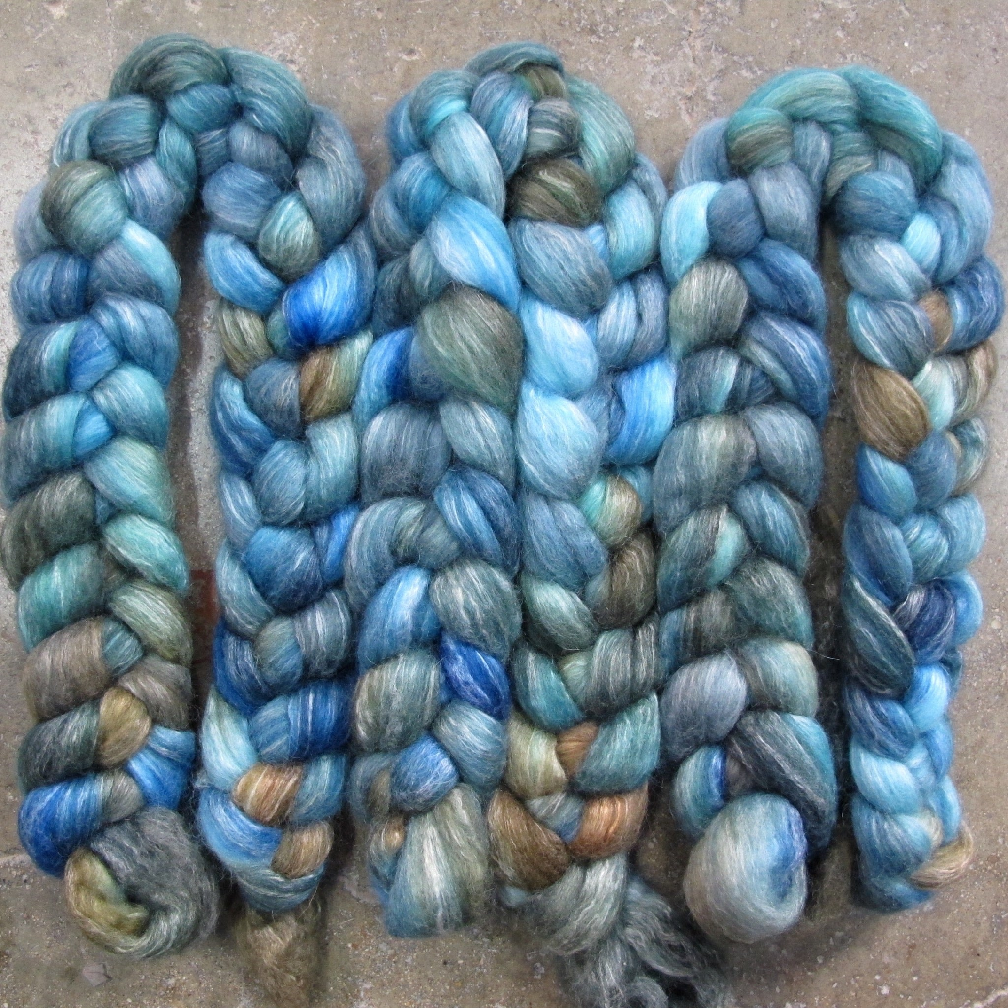 Falkland/Seacell/Mohair - King Fisher