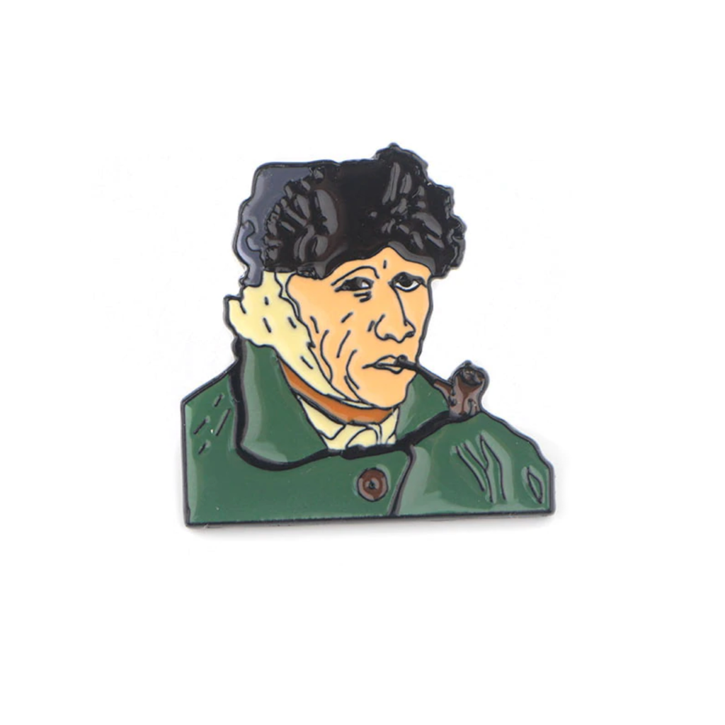 The Van Gogh Pin - Limited Edition