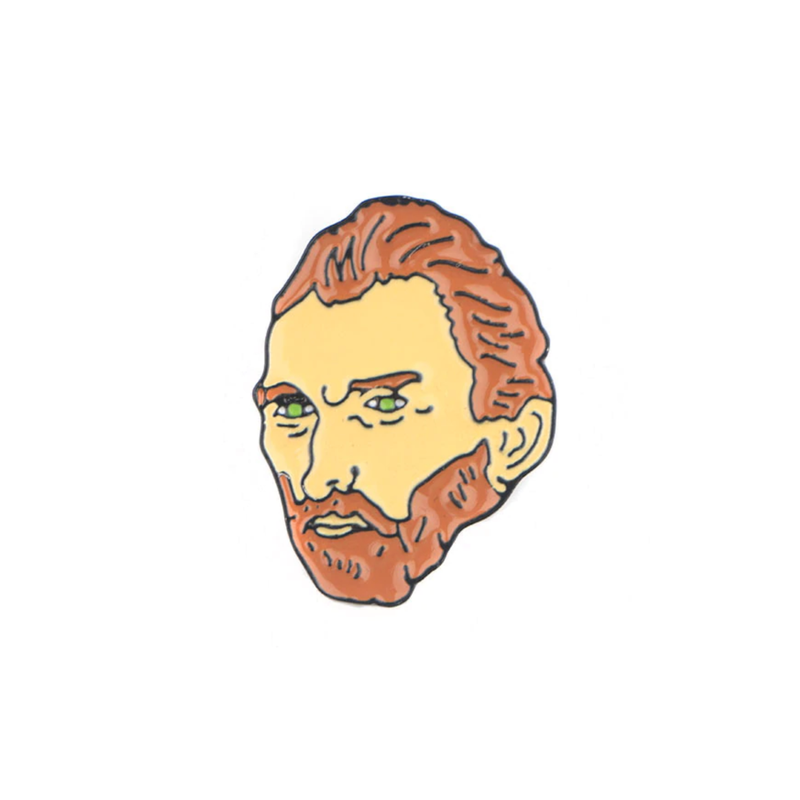 The Vincent Pin - Limited Edition