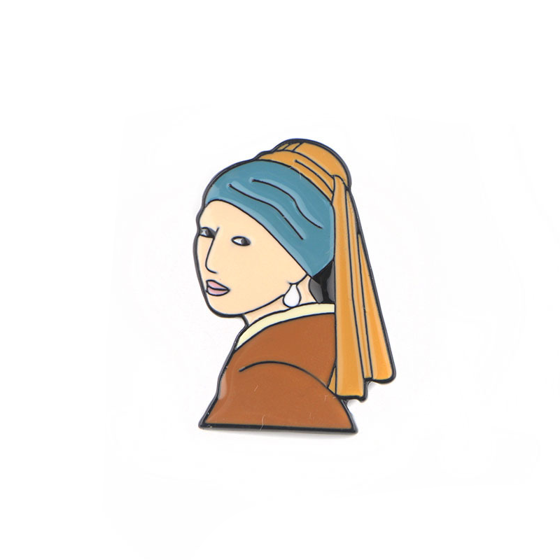 The Girl Pin - Limited Edition