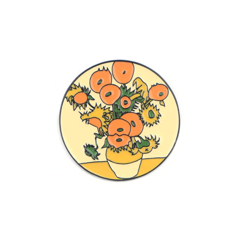 The Sunflowers Pin - Limited Edition