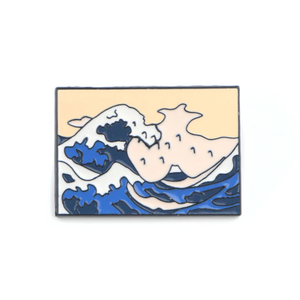 The Wave Pin - Limited Edition
