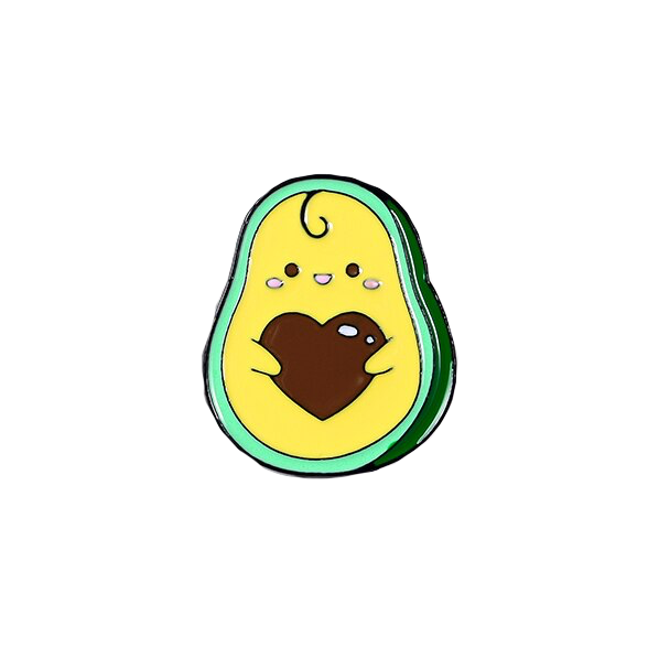 Avocado Love Pin