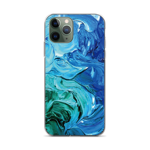 Blue Paint Case