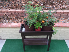 Gro-Matic Totally Automatic Self Watering Deck And Patio Planter Systems