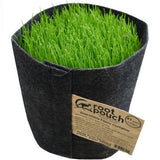 A Bundle Of 25 Root Pouch One Gallon  Degradable Grow Bags