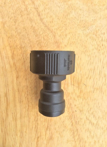 "3/4 Female Garden Hose Connector With 3/8"" Quick Connect  Hose Fitting"
