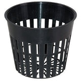 100 Hydrofarm Round Net Pots Heavy Duty, 3 Inch. Used In the Rain Gutter Grow System!