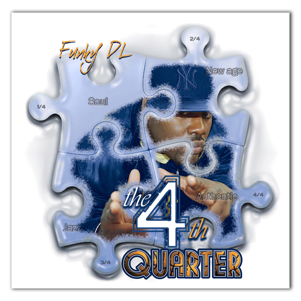 //104// - The 4th Quarter - Funky DL - CD Album