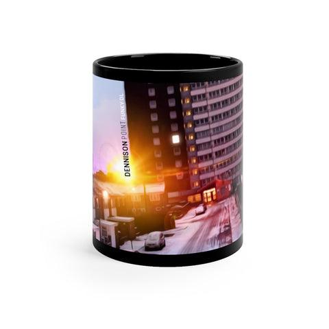 "11oz Funky DL ""Dennison Point"" Mug"