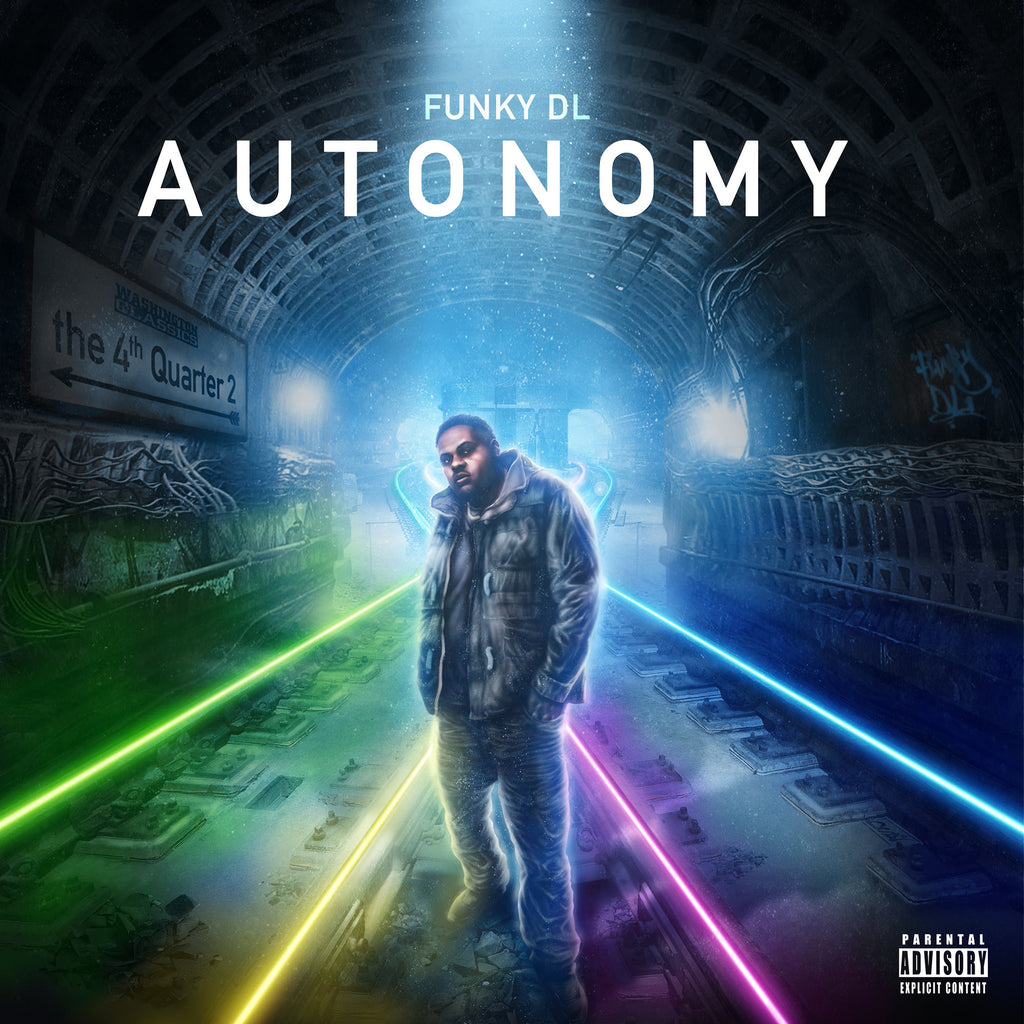 //080// - Autonomy: The 4th Quarter 2 - Funky DL - CD Album