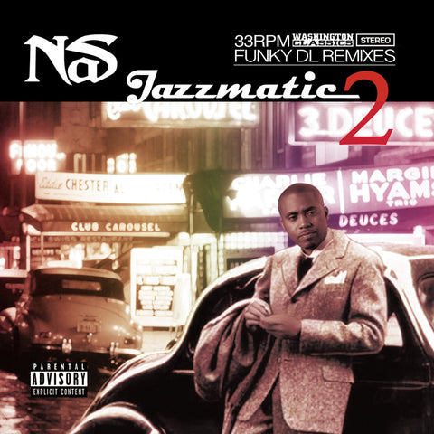 //091// - Jazzmatic 2 - Funky DL Remixes Nas - Free CD Album*