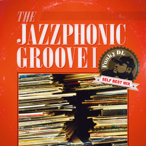 //085// - The Jazzphonic Groove Volume I - Funky DL - CD Album