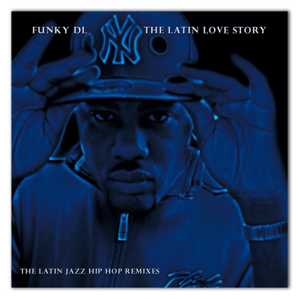 //108// - The Latin Love Story - Funky DL - CD Album