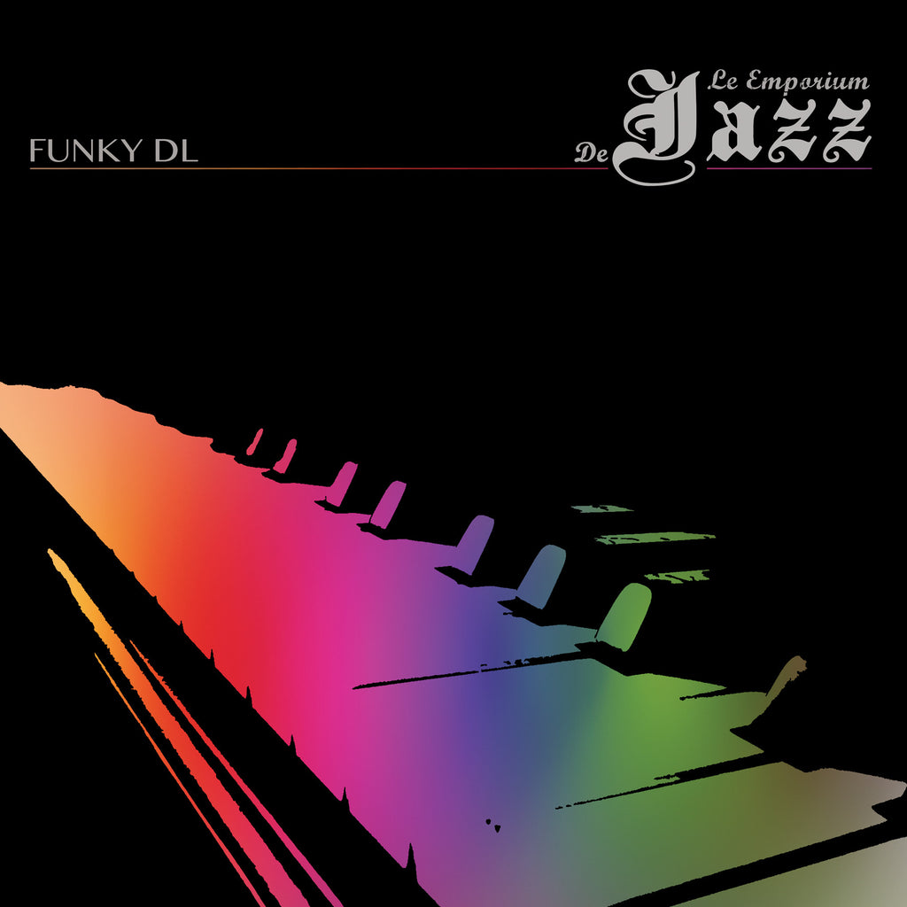 //089// - Le Emporium De Jazz - Funky DL - CD Album